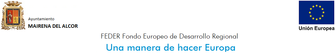 EDUSI – Mairena del Alcor – Así sí